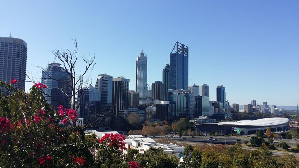 Perth City View Jacobs Ladder