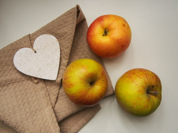 Heart and Apples