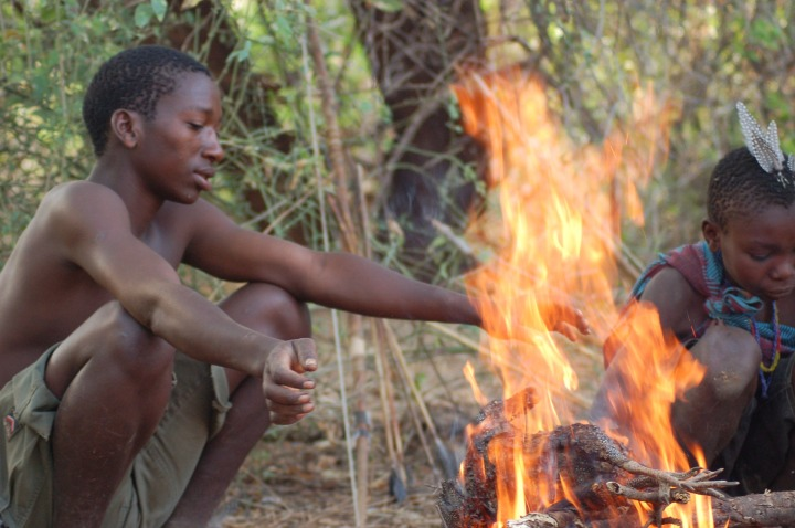African Tribal Fire