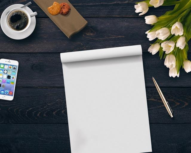 Writing NotePad