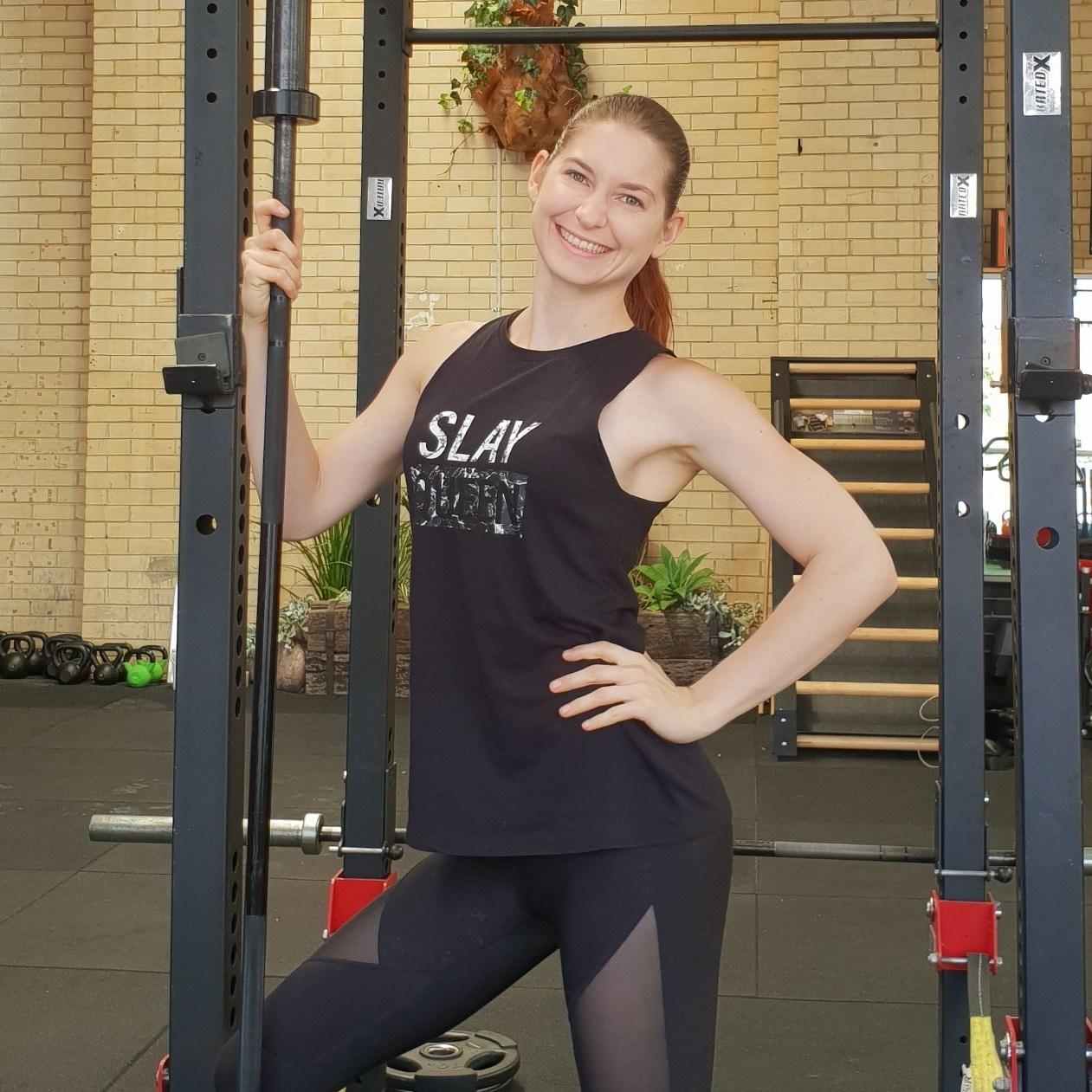 Eva Niedzwiedz North Perth Personal Trainer
